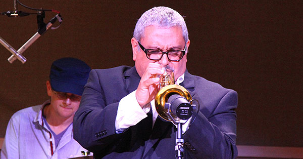 Ray Vega joins VPR Friday Night Jazz